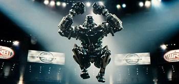 Real Steel, 2011, Teaser Trailer