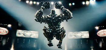 Real Steel, 2011, Teaser Trailer