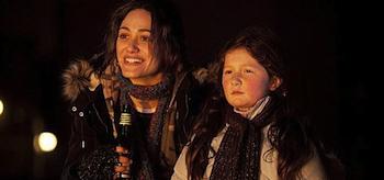 Emmy Rossum, Emma Kenney, Shameless