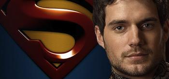 Henry Cavill, Superman Logo