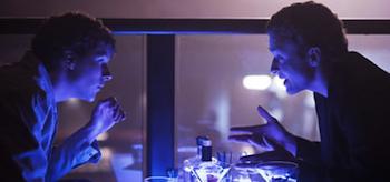 Jesse Eisenberg, Justin Timberlake, The Social Network