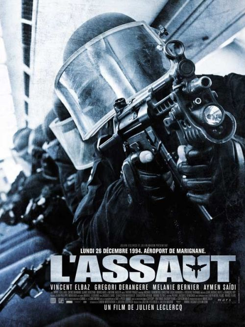 L'assaut (The Assualt) 2011 Movie Poster