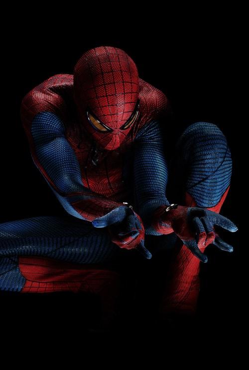Andrew Garfield, The Amazing Spider-Man, 01