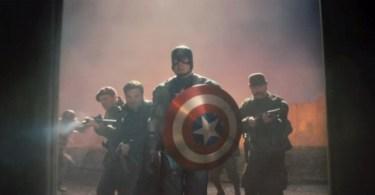 Chris Evans, Sebastian Stans, Captain America: The First Avenger