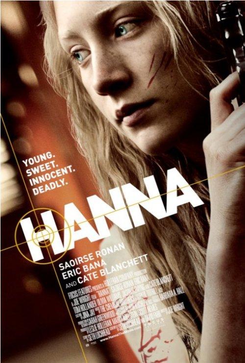 Hanna, Movie Poster 2