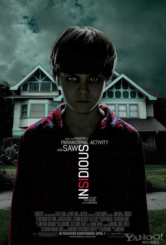 Insidious Movie Poster