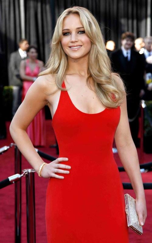 Jennifer Lawrence, Oscar 2011, 01