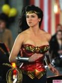 Adrianne Palicki, Costume, Wonder Woman 2011 Set, 06
