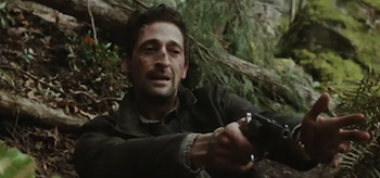 Adrien Brody, Wrecked