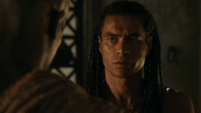 Antonio Te Maioha, Peter Mensah, Spartacus: Gods of the Arena, The Bitter End, 02