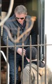 Daniel Craig, The Girl With the Dragon Tattoo, London Set, 01
