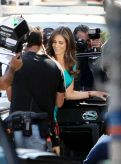 Elizabeth Hurley, Wonder Woman, 2011 Set, 04