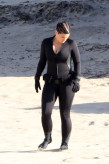 Ewan McGregor, Wet Suit, Haywire