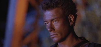 Jean-Claude van Damme, Cyborg