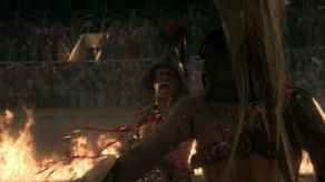 Manu Bennett, Spartacus: Gods of the Arena, The Bitter End, 05