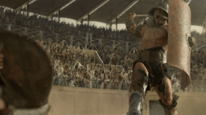 Manu Bennett, Spartacus: Gods of the Arena, The Bitter End, 01