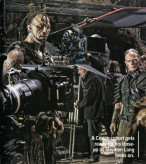 Stephen Lang, Nathan Jones, Conan the Barbarian, Empire Magazine April 2011, 01