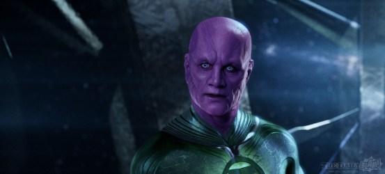 Temuera Morrison, Abin Sur, Green Lantern
