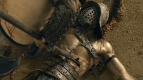 Trident Death, Spartacus: Gods of the Arena, The Bitter End, 01