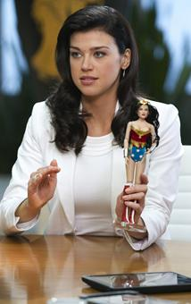 Adrianne Palicki, Wonder Woman Doll, 01
