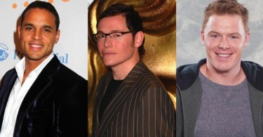 Daniel Sunjata, Burn Gorman, Diego Klattenhoff, The Dark Knight Rises