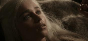 Emilia Clarke, Game of Thrones, The Kingsroad, 04