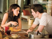 Kristen Stewart, Robert Pattinson, The Twilight Saga: Breaking Dawn, The Entertainment Weekly May 2011