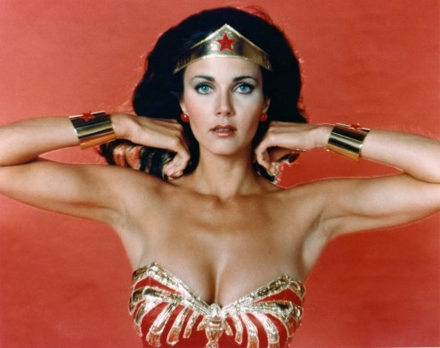 Lynda Carter, Wonder Woman