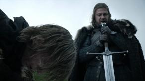 Sean Bean, Bronson Webb, Game of Thrones, Winter is Coming, 01