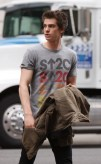 Andrew Garfield, The Amazing Spider-Man, New York City, Set 02