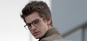 Andrew Garfield, The Amazing Spider-Man, New York City, Set 04