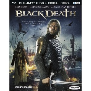 Black Death Blu-ray Cover