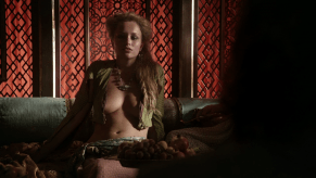 Emily Diamond, Game of Thrones, The Wolf and the Lion