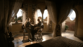 Lena Headey, Jack Gleeson, Game of Thrones, Lord Snow, 01
