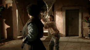 Maisie Williams, Game of Thrones, Lord Snow, 06