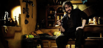 Peter Jackson, The Hobbit, Set, 2011