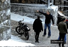 Rooney Mara, David Fincher, The Girl with the Dragon Tattoo, Sweden Set, 02