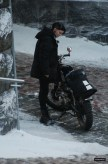 Rooney Mara, The Girl with the Dragon Tattoo, Sweden Set, 05