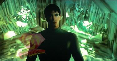 Brandon Routh, Superman Returns, 2006, Deleted Opening Scene, 01