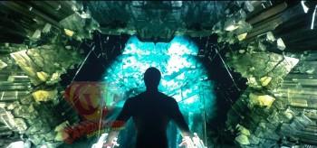 Brandon Routh, Superman Returns, 2006,  Deleted Opening Scene, 07