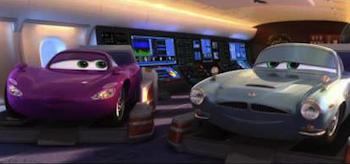 Cars 2, 2011