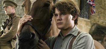 Jeremy Irvine, War Horse 2011, 01