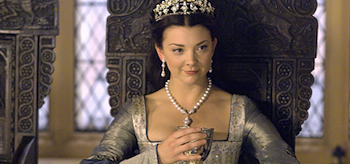 Natalie Dormer, The Tudors, 2008