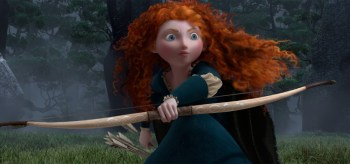 Princess Merida, Brave, 2012