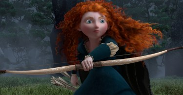 Princess Merida, Brave, 2012
