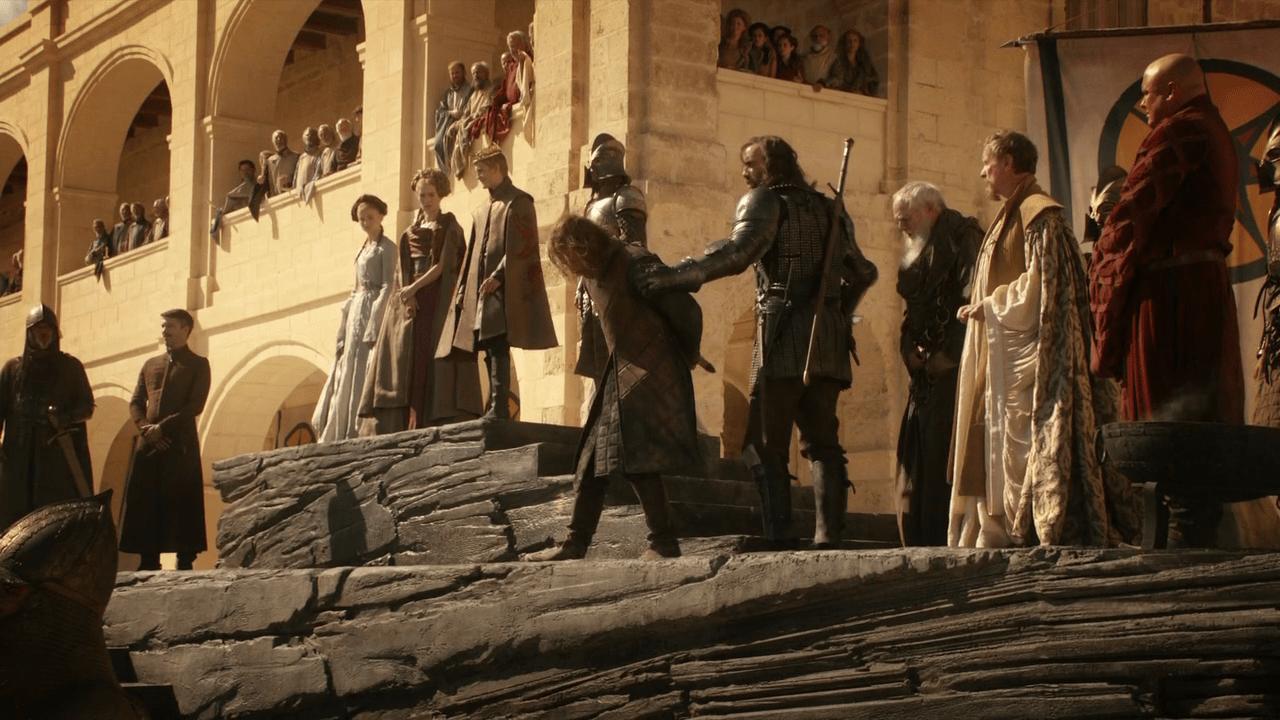 GAME OF THRONES: Season 1, Episode 9: Baelor Photos | FilmBook