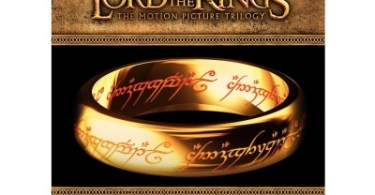 The Lord of the Rings Trilogy, Blu-ray Cover