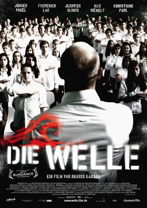 The Wave, Die Welle, 2008, Movie Poster