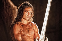 Jason Momoa, Conan the Barbarian, 2011, 01