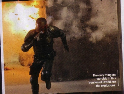 Karl Urban, Dredd, Empire Magazine, September 2011, 02